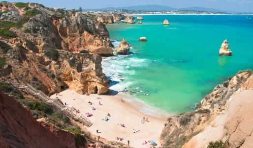 Algarve Travel Destination