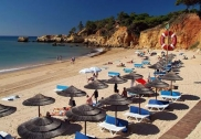 Santa Eulalia beach, Algarve beaches