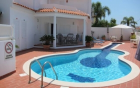 Villa Franne 4 bedrooms, 3 bathrooms, private swimming pool