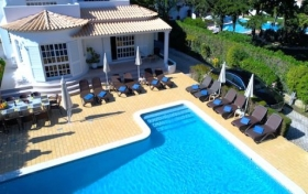 Villa Tenazinha I Holiday villa with private pool algarve portugal